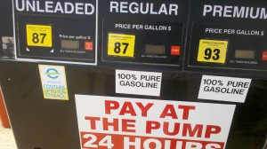 100% No Ethanol Gasoline for Lawn Mower Engines